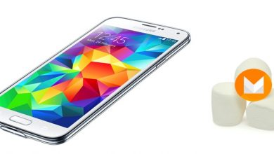 Photo of Samsung rolling out Android 6.0 Marshmallow update for Galaxy S5 in in South Korea