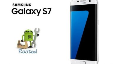 Samsung Galaxy S7 Rooted