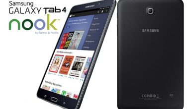 Photo of Samsung Galaxy Tab 4 Nook Review