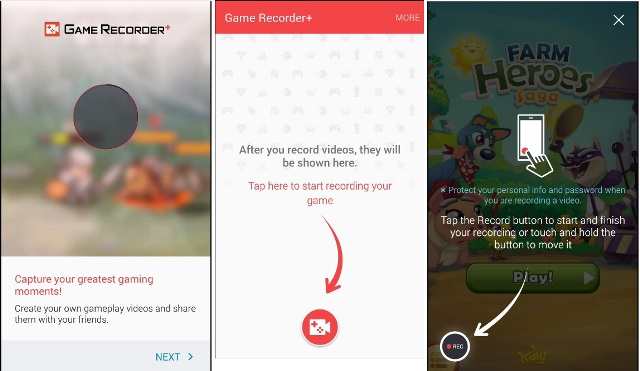 Samsung Game Recorder+ app apk