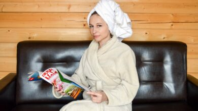 Photo of Why Using a Home Sauna is the Self-Care You Need