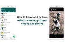 Save WhatsApp Status Videos and Photos