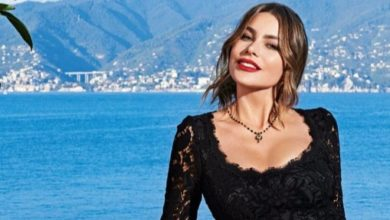 Photo of Sofia Vergara Looks Stunning in Dolce & Gabbana Campaign