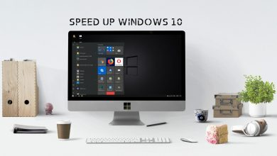 Speed Up Windows 10 Tips