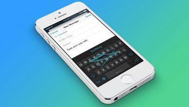 Photo of Swiftkey Keyboard for iPhone and iPad launching tomorrow, Sept 17th