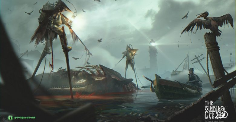 Photo of The Sinking City PC Save Game Download