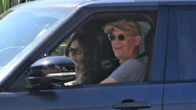 Photo of After the Isolation in Australia, Tom Hanks and Rita Wilson Are Back Home