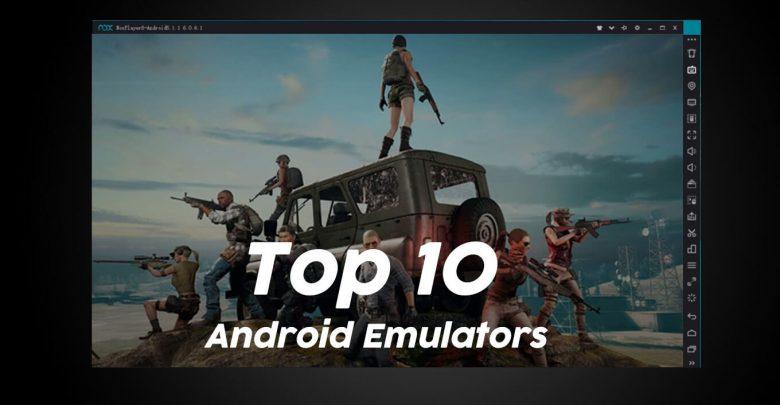 Top 10 Android Emulators