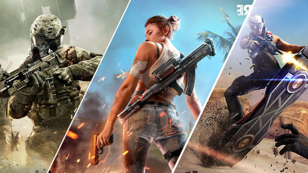 Top 5 Battle Royale Games for Mobile