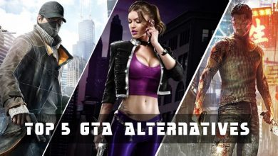 Top 5 GTA Alternative Games