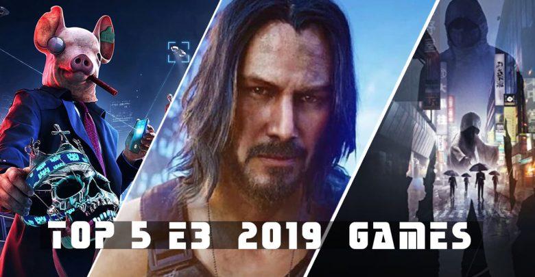 Top 5 Upcoming E3 Games