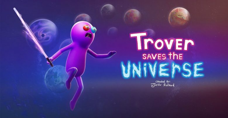Photo of Trover Saves The Universe 100% Save Game Download
