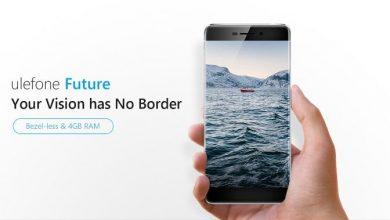 Ulefone Future Phone