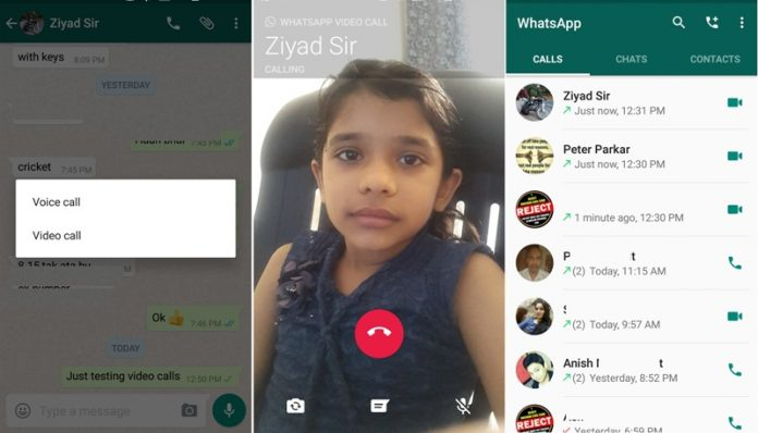 WhatsApp APK with Video Call