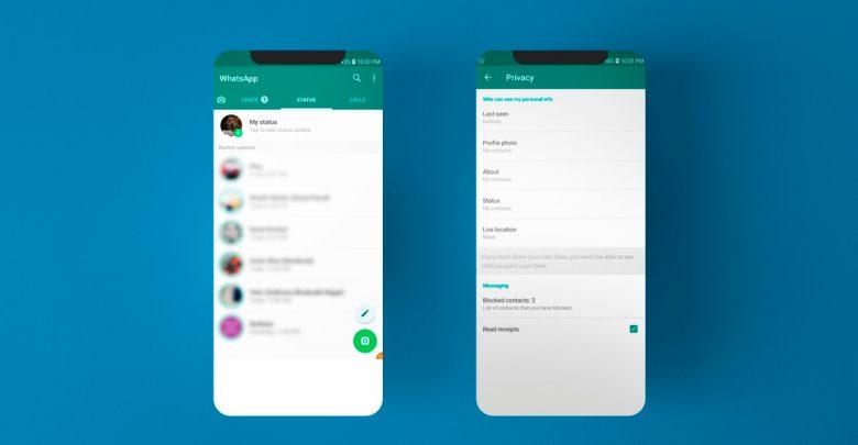 WhatsApp Status Update Trick