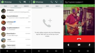 WhatsApp with Voice-Calling