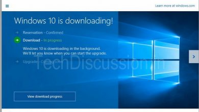 Photo of Microsoft Rolled Out Windows 10 for Reserved PCs, Check Windows 10 App