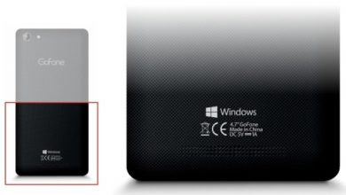 Photo of Now Windows Phone will have Windows Logo on back