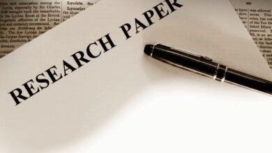 Photo of 7 Basic Rules You Must Follow When Writing a Research Paper
