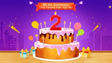 Photo of Xiaomi Mi 2nd Anniversary Sale: At Rs. 1 get Smartphones, Mi Band, Powerbanks and more