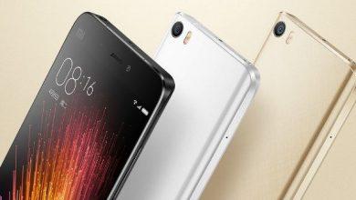Xiaomi Mi 5 Colors