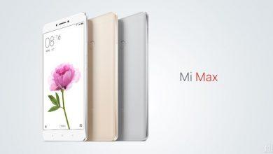 Xiaomi Mi Max Photo