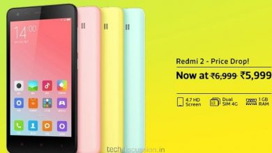 Xiaomi Redmi 2 Price Drop