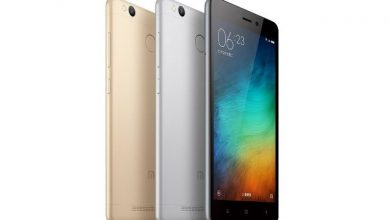 Photo of Xiaomi Redmi 3 Pro with 3GB RAM and Fingerprint sensor launched