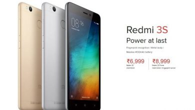 Photo of Xiaomi Redmi 3S and 3S Prime launched with Fingerprint, 4100mAh battery Starting at Rs. 6999