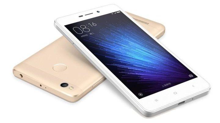 Xiaomi Redmi 3X Photo
