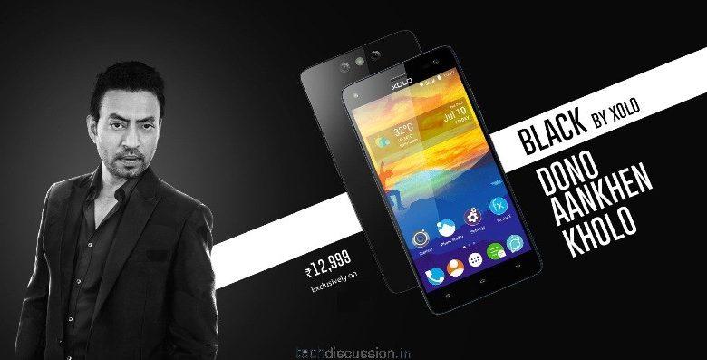 Xolo Black Smartphone