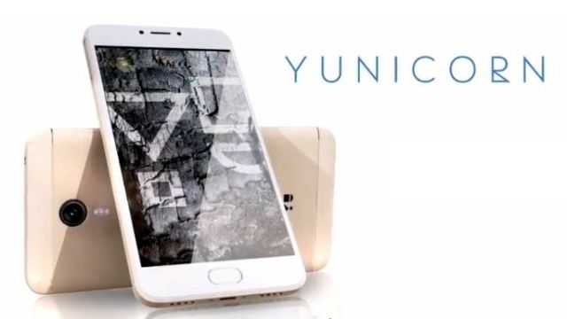 Yu Yunicorn Photo