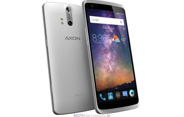 ZTE Axon Phone Photo