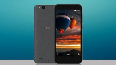 ZTE Temp Go Phone