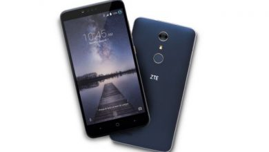 Photo of ZTE ZMax Pro with 6 inch 1080p display, Snapdragon 617, Fingerprint and 4G announced