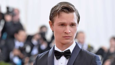 Photo of Ansel Elgort Got Nude to Help Raise Money for Coronavirus Relief