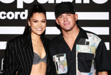 Photo of Channing Tatum and Jessie J Splitting Again