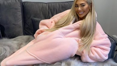 Photo of Chloe Ferry Looks Breathtaking Even in a Fully Clothed Photo