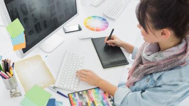 Photo of 7 Desk Essentials for a New Graphic Designer in 2020