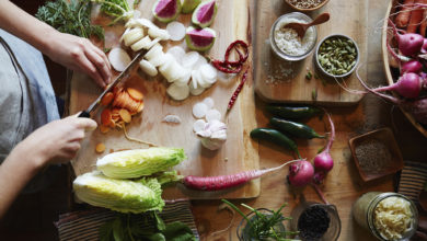 Photo of 9 Secrets of Cooking Healthy Food in 2020