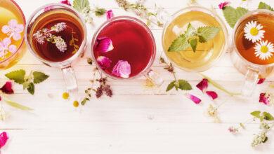 Photo of 6 Teas to Help Control Hormonal Imbalance