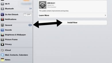 Photo of Installing iOS 6.0.1 Update through OTA and iTunes
