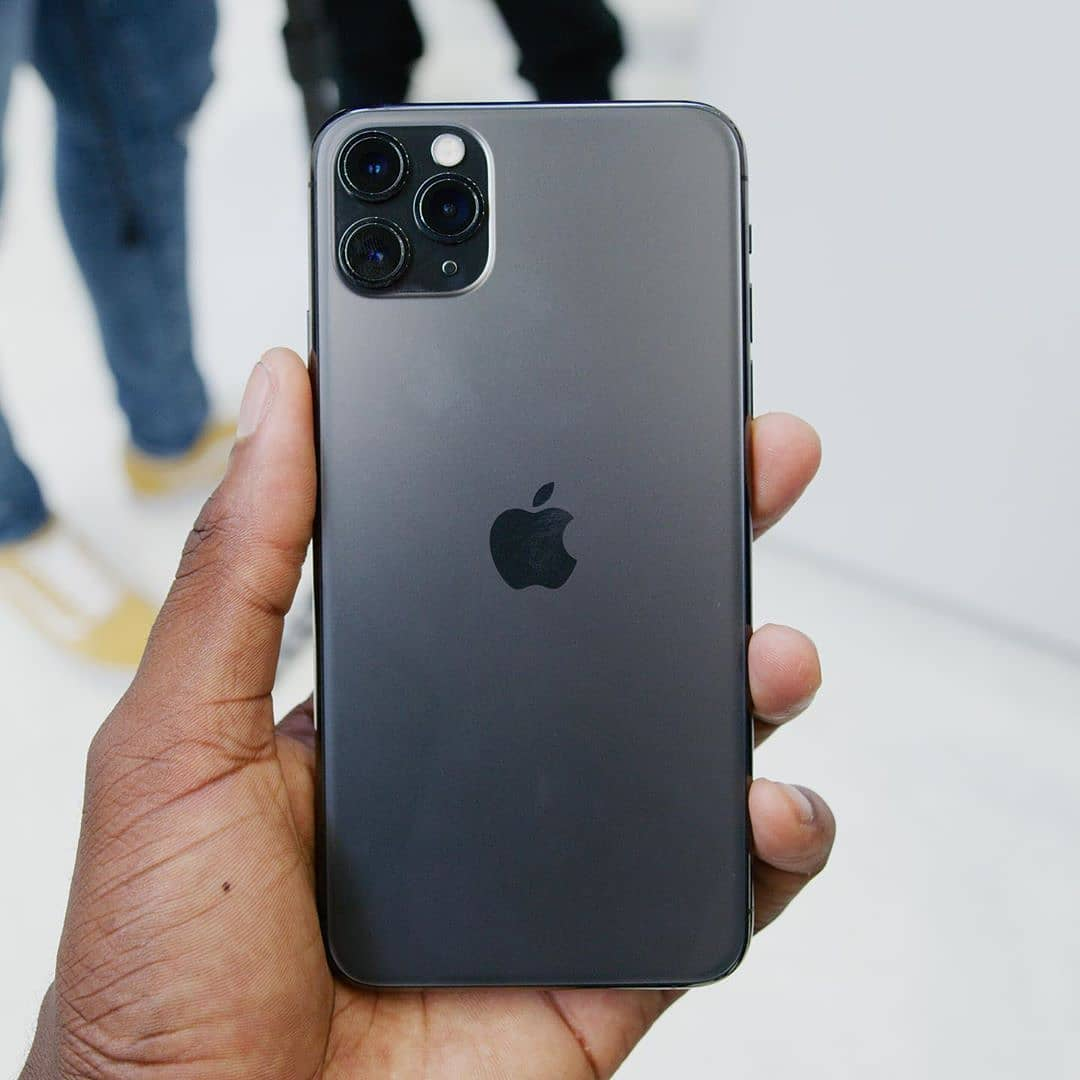 iPhone 11 and iPhone 11 Pro Design Camera