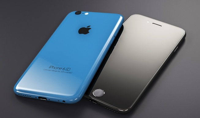 iPhone 6C Photo
