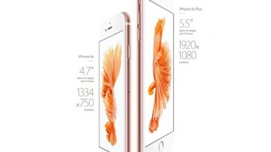 Photo of Apple introduces iPhone 6S and iPhone 6S Plus with 12MP iSight camera, 3D force touch display and more