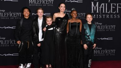 Photo of Angelina Jolie's Kids Want to Move in With Their Father, Brad Pitt, to Spend Quarantine Time With Him?