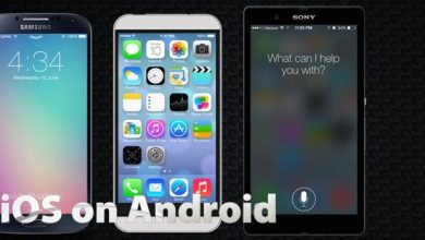 Photo of How to install iOS on any Android smartphone