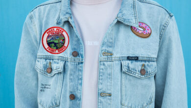 Photo of 6 Cool Ways to Wear Patches on Your Jacket