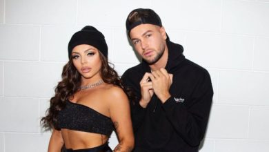 Photo of Jesy Nelson and Chris Hughes Broke up Over the Phone