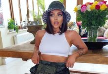 Photo of Jesy Nelson Sizzles in a New Outfit